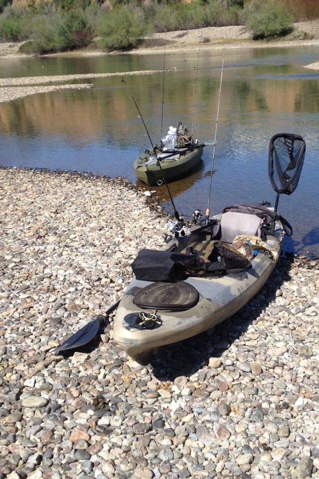 12 best images about kayak fishing on pinterest color for Best river fishing boat