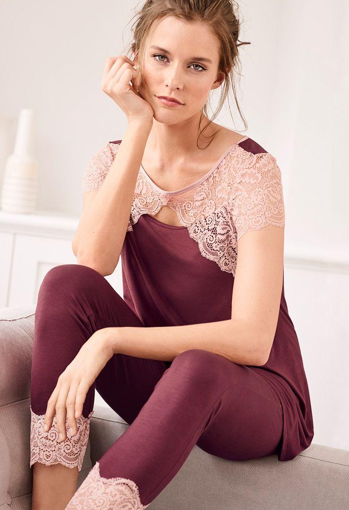 Pin on Beautiful Sleepwear/Loungewear