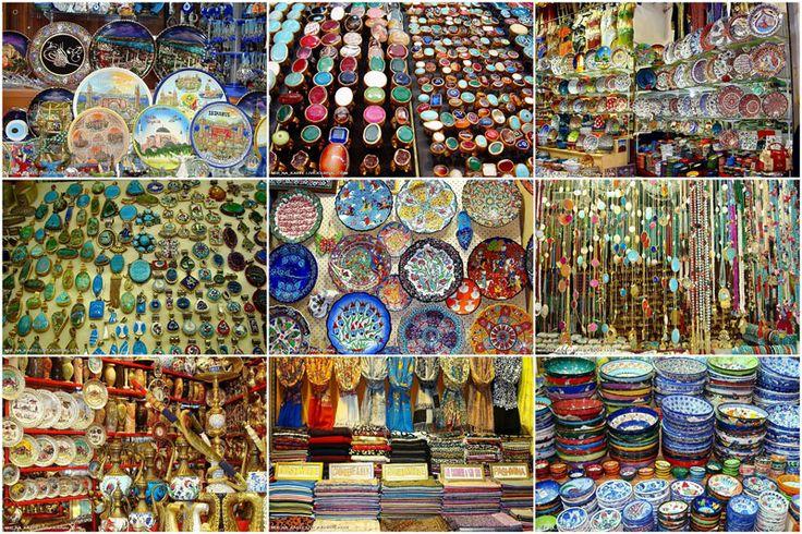 Kapalı Çarşı – он же Гранд Базар – он же Большой Базар -он же  Великий Базар  и он же Крытый рынок – это место превосходит по популярности многие известные достопримечательности Европы и мира. Шоп-тур в Стамбул http://trvipguide.com/shopping
