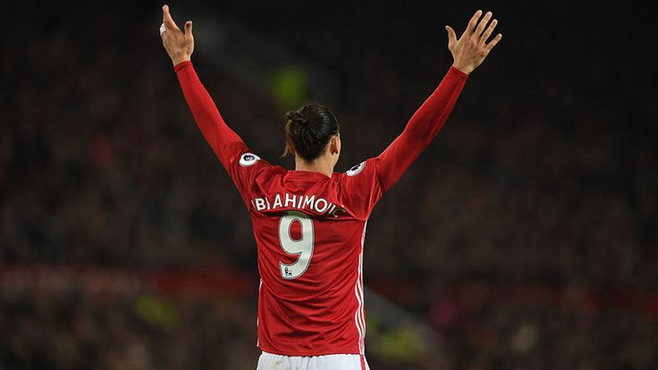 Zlatan Ibrahimovic: stats show Man United striker going strong at 35