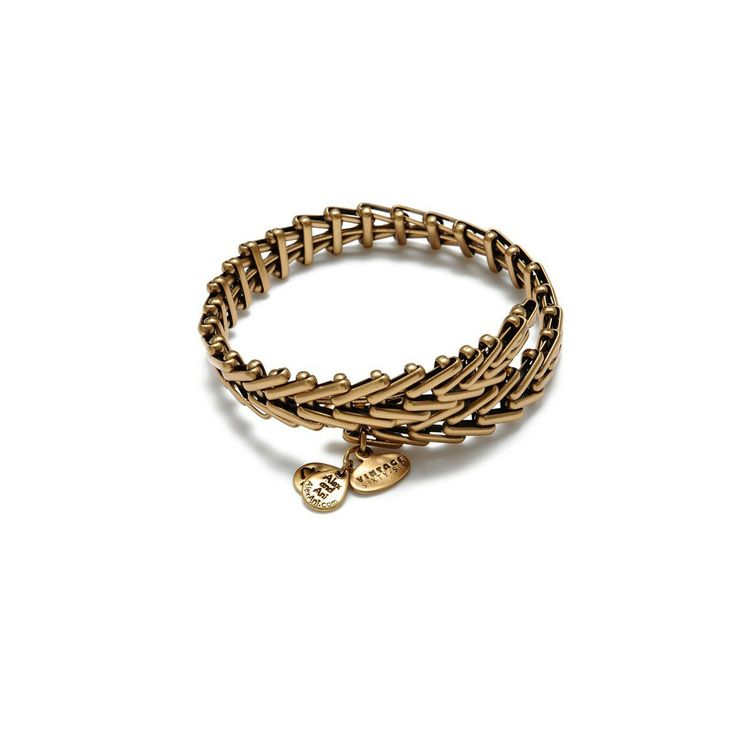 Alex and Ani Gypsy 66 Wrap: Create your own style with Vintage Sixty-Six's signature chain bracelet. Dress up or down, layer, or wear alone for a customized look. Each bracelet is adjustable for the perfect fit. $58.