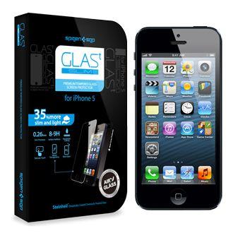 iphone5s iphone5c iphone5 強化 ガラス フィルム【SPIGEN SGP スクリーン プロテクター Glas.t スリム】液晶保護フィルム 強化ガラス アイフォン5s アイフォン5c ケース カバー iPhone 5 5s アイフォンケース iPhone5sケース iPhoneケース スマホケース/スマホカバー【楽天市場】