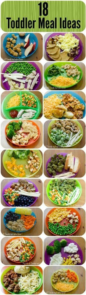 Need help figuring out meals for your toddler? These meals taste good and are…