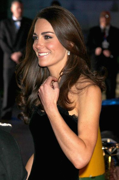 Catherine, Duchess of Cambridge attends the Sun Military Awards at the Imperial War Museum on December 19, 2011 in London