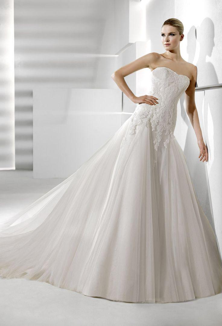 12 besten La Sposa Bilder auf Pinterest | Hochzeitskleider ...
