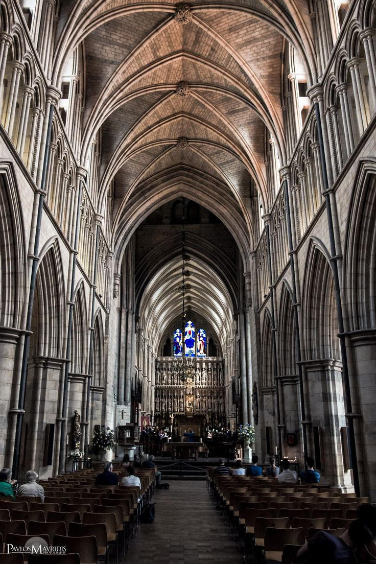 The Southwark Cathedral by Pavlos Mavridis on 500px. Read the full photo-story here: http://www.pavlosmavridis.com/blog/2014/7/23/monty-python-live-mostly-london-2014