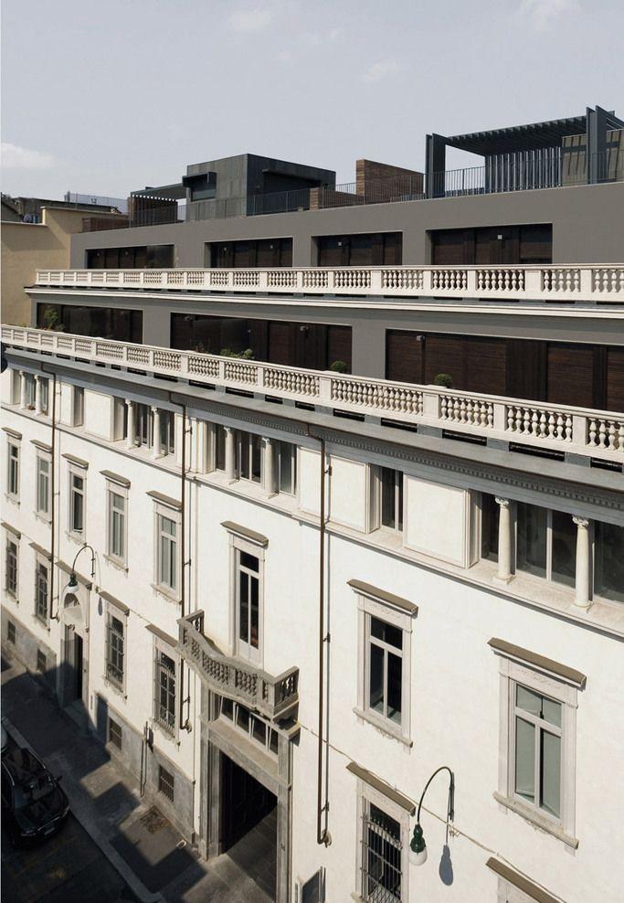 Palazzo Gioberti Restauro edificio storico/  UDA/Torino (TO), Italia