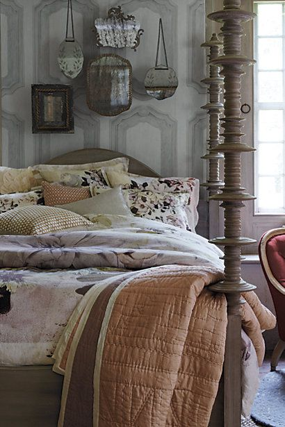Meadow Dusk Duvet - anthropologie.com