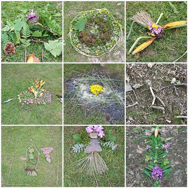 Land Art for Kids Workshop