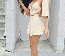 Inspirant de l'image robe, mode, cheveux #4513953 par LuciaLin - Résolution 499x733px - Trouver l'image à votre goût