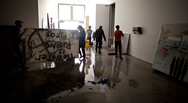 Hurricane Sandy's Casualties Include Chelsea Art Galleries - NYTimes.com