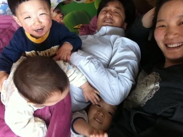 역시 집이 편하지요!! 아이들과 낮잠