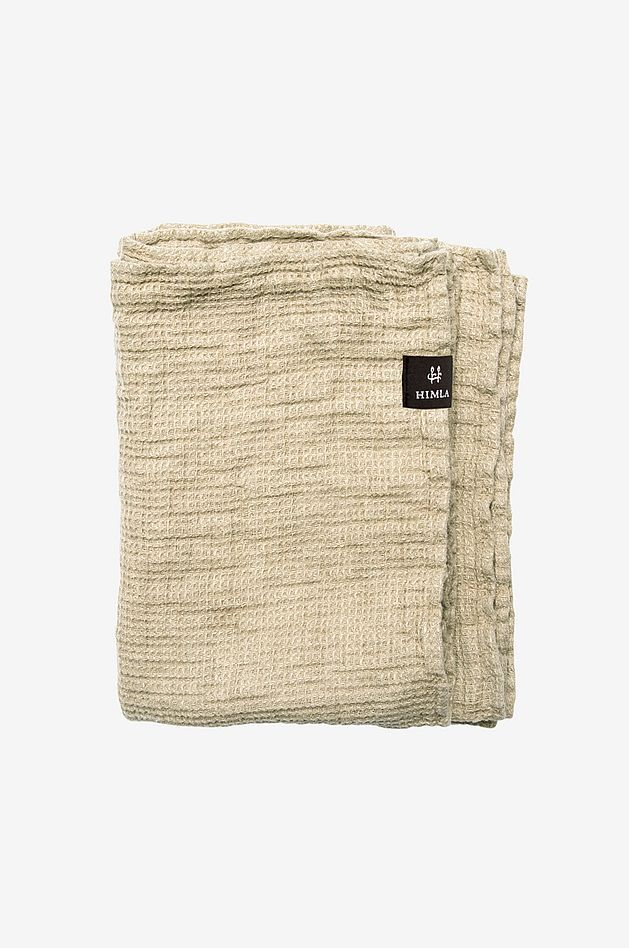 HIMLA Vaffelmønstret håndkle Fresh Laundry i hellin 100x150 cm 799NOK