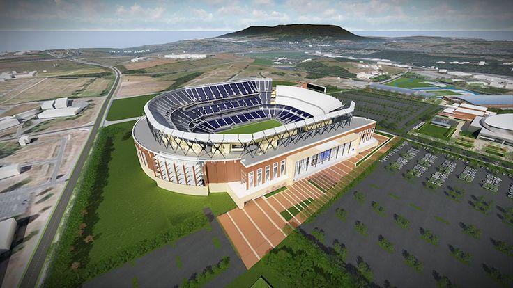 Beaver Stadium rendering