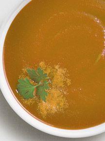 Sopa legumes quinua