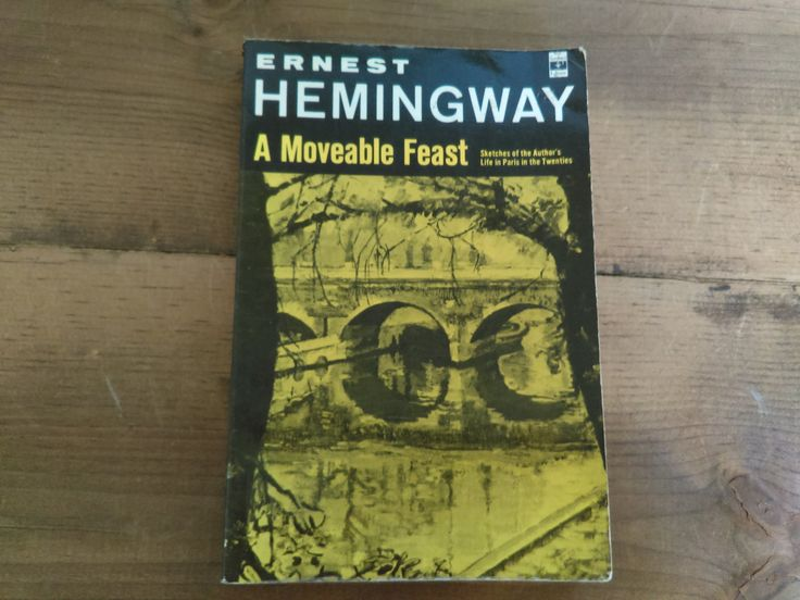 ernest hemingways a moveable feast essay Published posthumously in 1964,a moveable feast remains one of ernest hemingway's most beloved works since hemingway's personal papers were released in 1979, scholars have examined and debated the changes made to the text before publication.