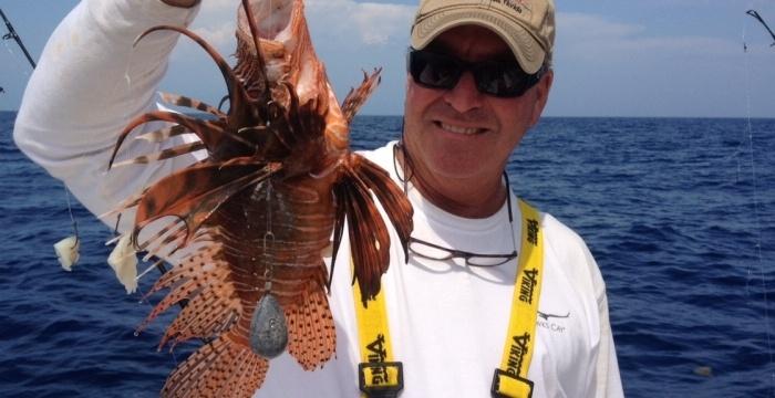 Florida Keys Sport Fishing Reef & Offshore Fishing Charter | Snapshot Charters Captian George