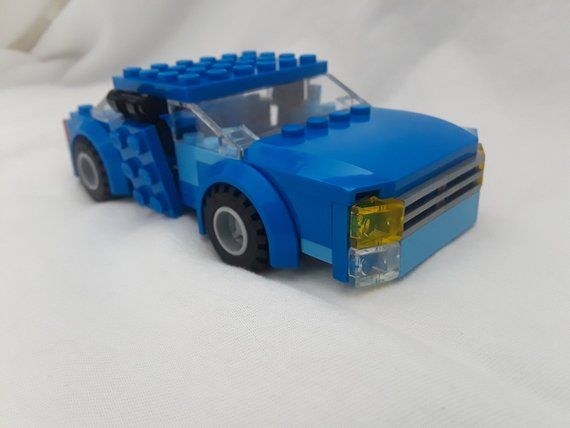 LEGO CAR Instructions PDF- Easy Guide to Build an Awesome