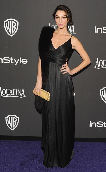 Actress Necar Zadegan arrives at the 16th Annual Warner Bros And InStyle…