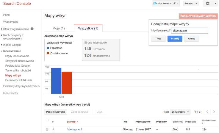 Jak generować Sitemapę w Google. Skuteczne tworzenie pliku .xml z mapą strony powoduje lepsze jej pozycjonowanie w wyszukiwarce