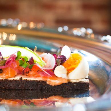 Food photography for Svartå Mansion/Mustion Linna