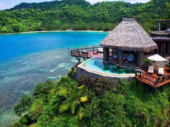 Resort Laucala, Fidži