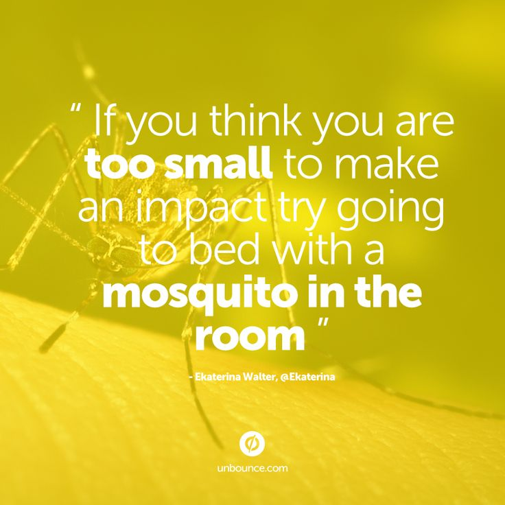 You are never too small to make an impact. #smallbusiness #marketing