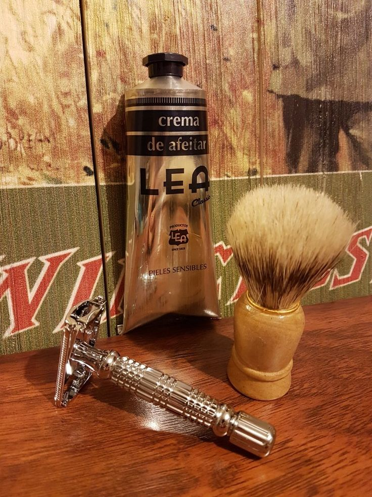I Want To Try Traditional Shaving Kit! Here's an