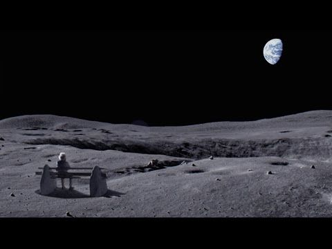John Lewis Christmas Advert 2015 - #ManOnTheMoon - YouTube