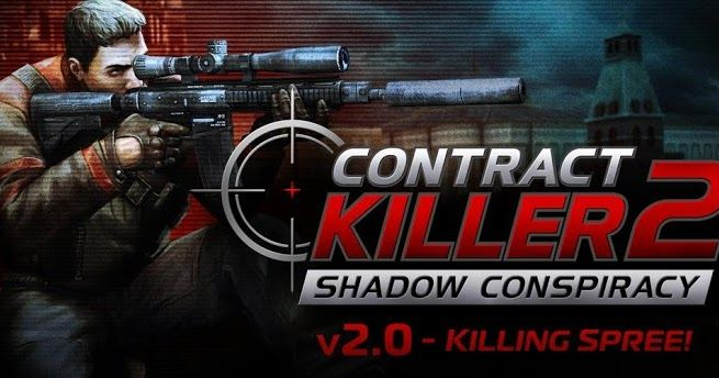CONTRACT KILLER 2 MOD APK + DATA OBB FREE FULL ANDROID v3.0.3