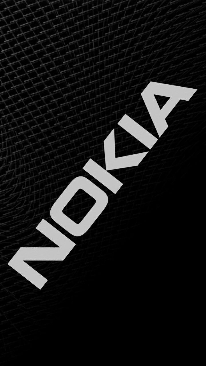 Black Nokia Wallpaper Wallpaper Ponsel Gambar