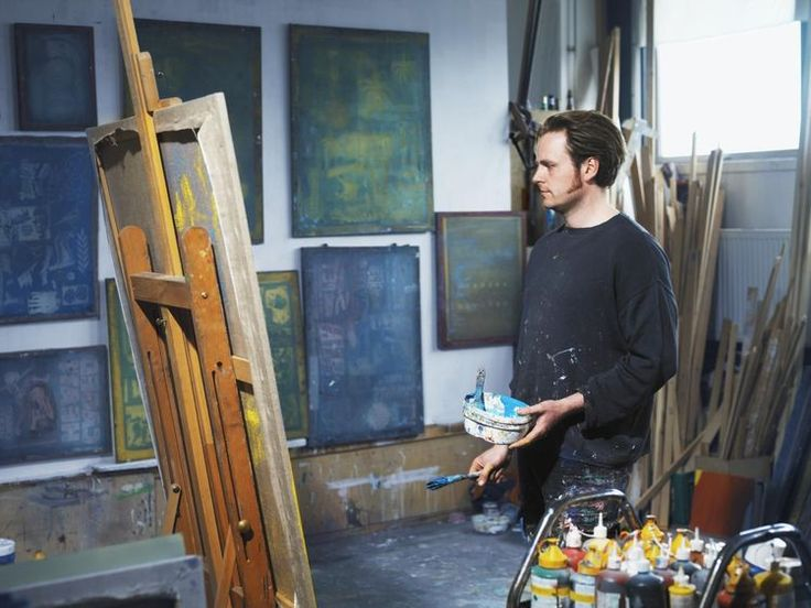 What Does it Take to Be a Professional Artist?