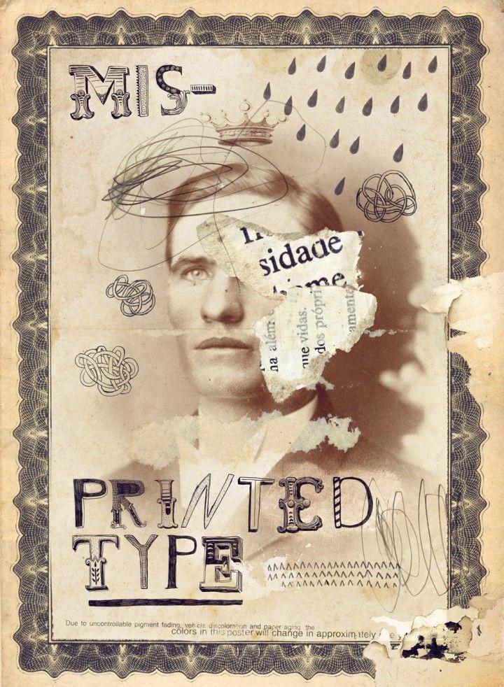 eduardo recife - Misprinted Type
