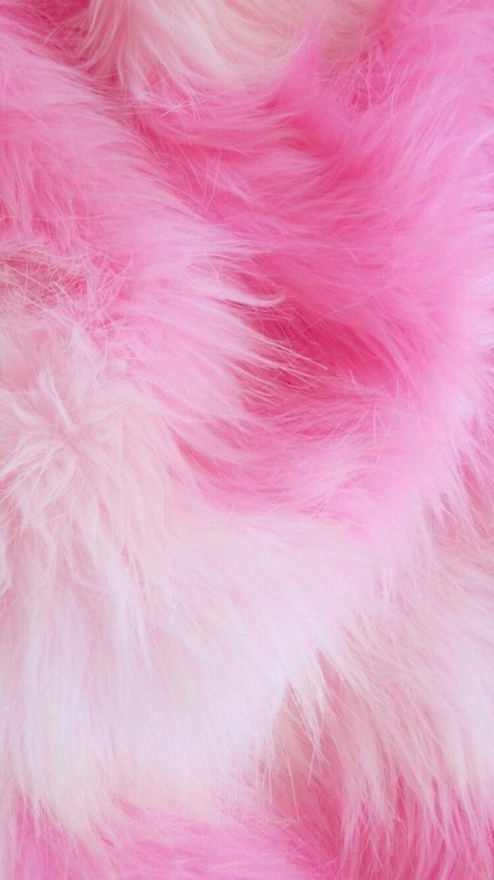 Shades of Pink Fur Wallpaper Pink fur wallpaper, Pink