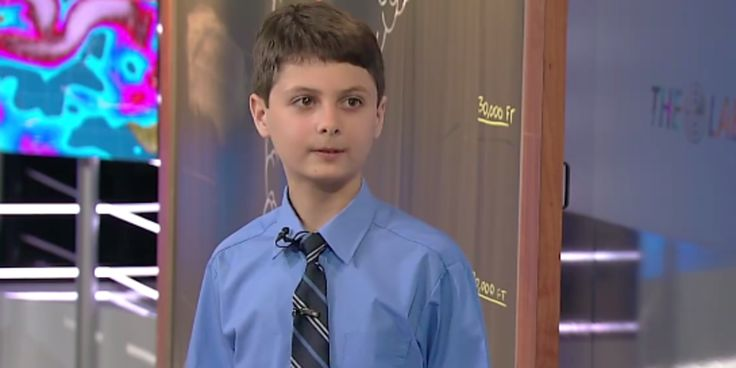 11-Year-Old's Dreams Come True When He Delivers Weather Forecast On Live TV