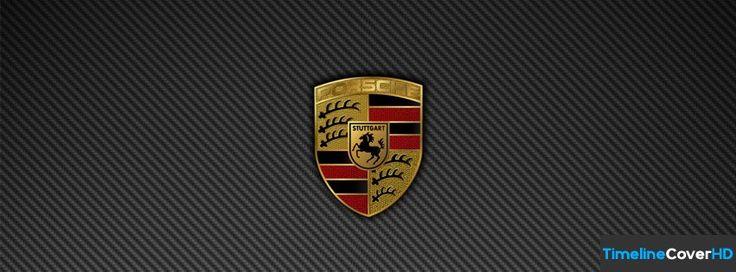 Porsche Logo Hd Facebook Timeline Cover Facebook Covers - Timeline Cover HD