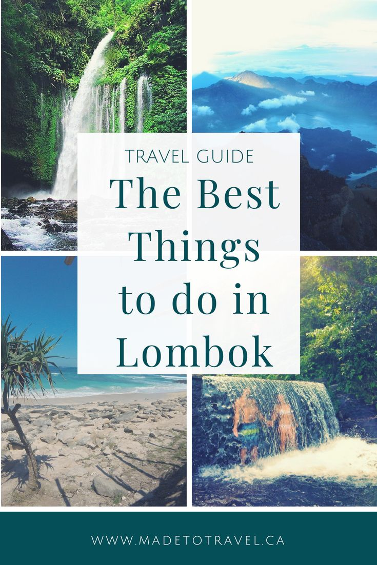 Backpacking Lombok The Ultimate Travelers Guide Lombok