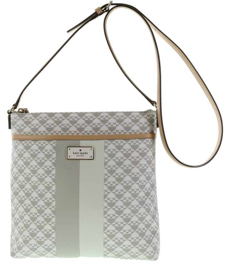 Kate Spade New York Penn Place Keisha Crossbody,Grey