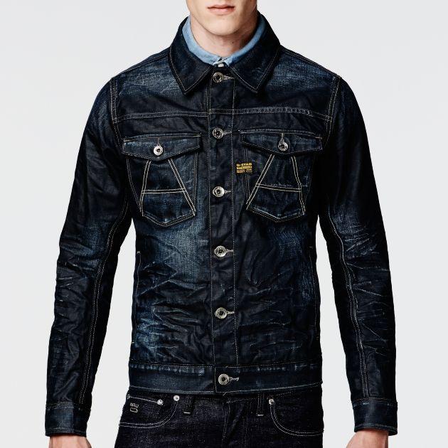 g star raw a crotch slim jacket men jackets. Black Bedroom Furniture Sets. Home Design Ideas