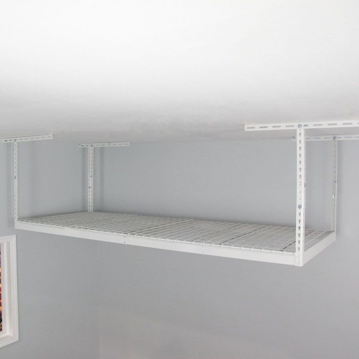 Overhead Storage Rack