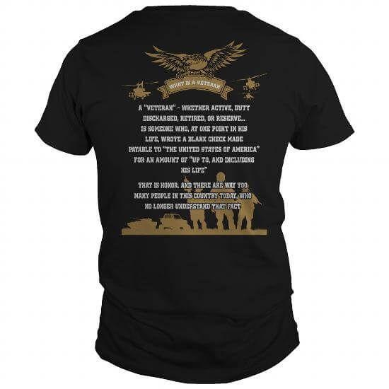 Veteran Up To T-Shirts & Hoodies