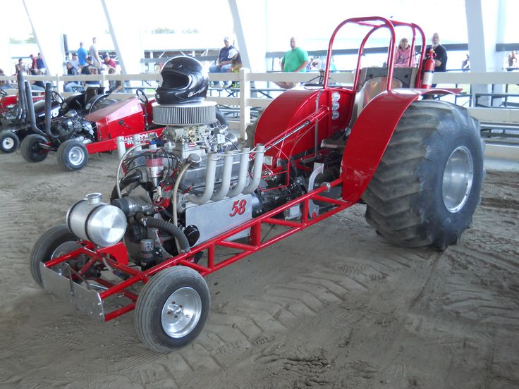 Mini Mod Tractor Pulling : Best images about tractor pulling on pinterest chevy