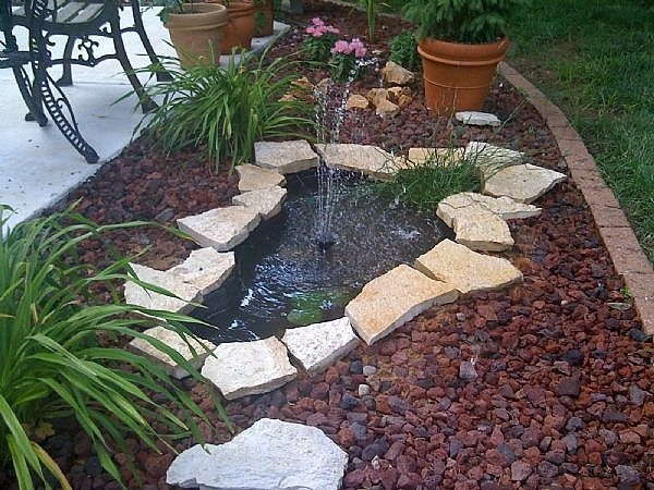 38 best Landscape Water Features images on Pinterest Backyard