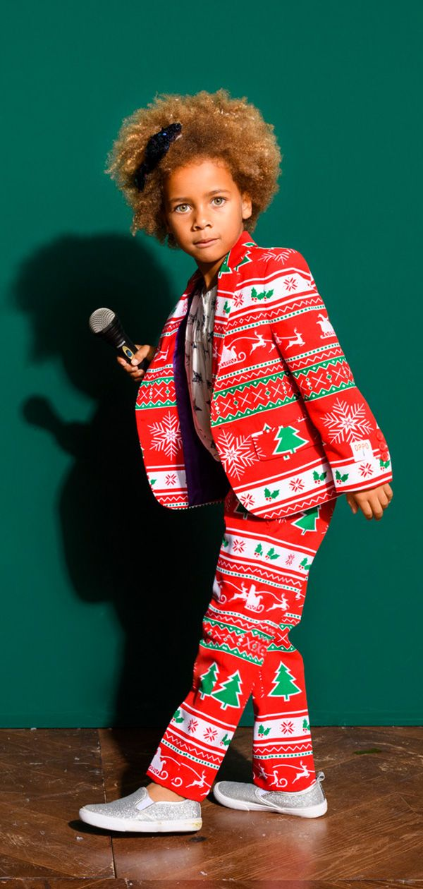 Cool Christmas clothing for kids with the suits from OppoSuits - Cool Christmas Clothing For Kids With The Suits From OppoSuits