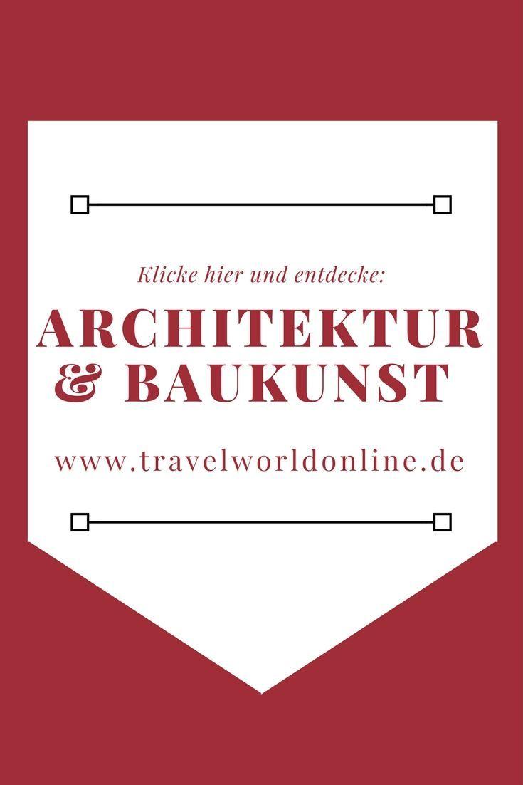 Architecture and Building - Architektur und Baukunst