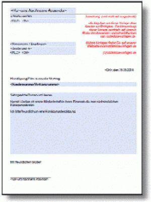 Versicherung nach Beitragserhöhung kündigen | kostenlose-vordrucke.de