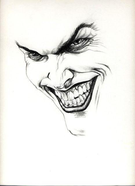 The Joker by Alex Ross.