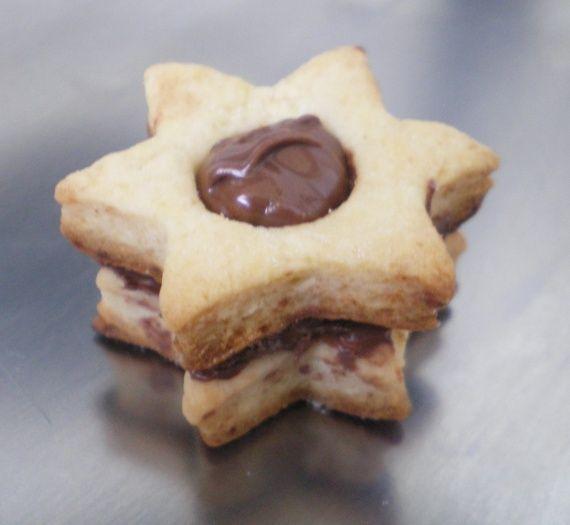 Galletas de Stevia con Chocolate sin azúcar