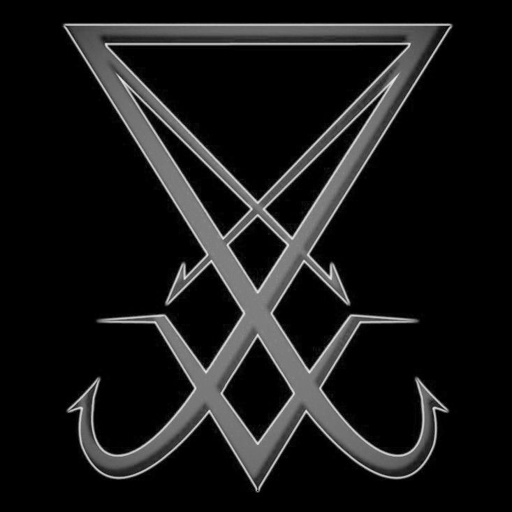 Pin by Sanguis Draconis on Left Hand Path ⛧ | Lucifer ...  Seal Of Lucifer Tattoo