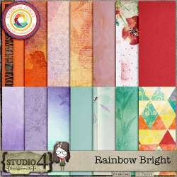 Collections :: Coordinated Collections :: Rainbow Bright